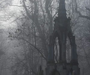 dark, Darkness, and gothic image