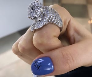 luxury, brilliant, and diamonds image