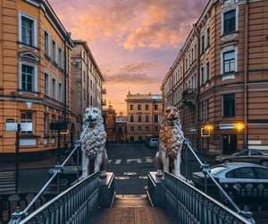 architecture, purple, and russia image