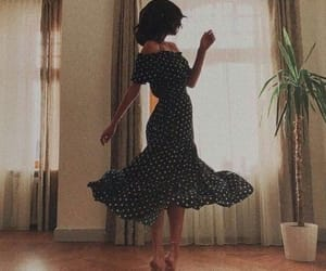 dance, dress, and soft image