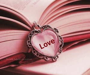 be mine, book, and hearts image