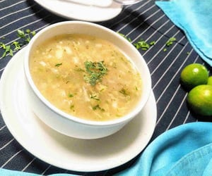 food and drink, recipe, and soup image