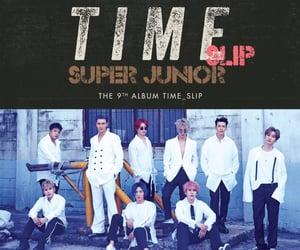 kpop, super junior, and kpop album cover image