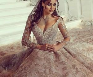 moda, belleza, and novia image