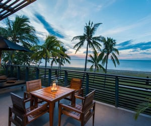 fiji, beachfront resorts, and south pacific vacation image