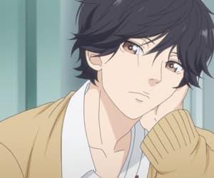 anime, ao haru ride, and kou mabuchi image