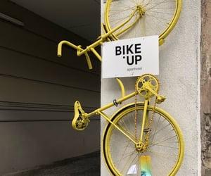 advertisement, bike, and wrocław image