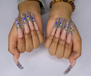 claws, nails, and weheartit image