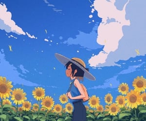 sky, art, and background image