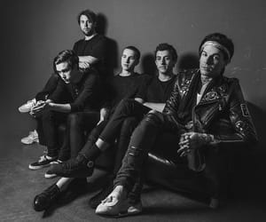 article, nbhd, and music image