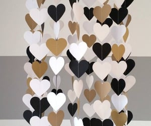 beautiful things, hearts, and decorarion image