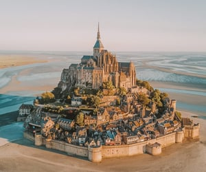 france, normandy, and travel image