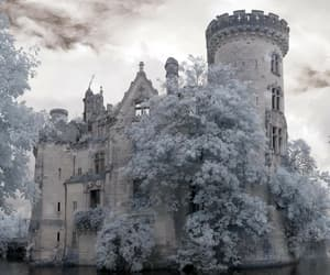castle, fairytale, and fantasy image