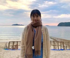 asian girl, korean, and girl group image