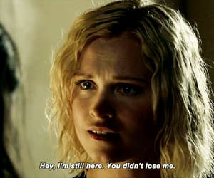 gif, clarke griffin, and the 100 image