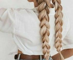 hairstyles, blondie, and hair image