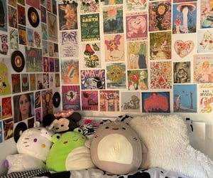 aesthetic, cow, and teddies image
