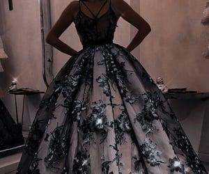 dress, fashion, and graduantion image