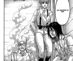 manga, anime, and snk image