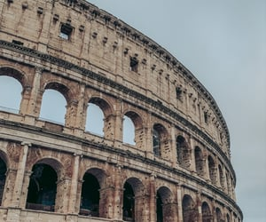architecture, color, and colosseo image