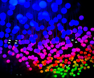 light, colors, and rainbow image