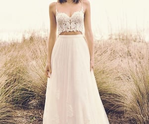 Dream, dress, and wedding image