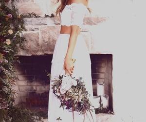 dress, dream dress, and wedding image