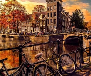 amesterdam, netherlands, and place image