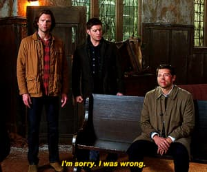 dean winchester, gif, and tv show image