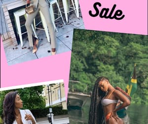 sale, discount, and women's day image