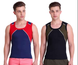 gym vest online, mens muscle vests, and gym vest tops mens image