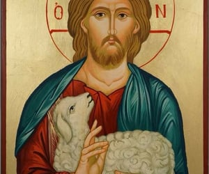 byzantine, icons, and jesus image