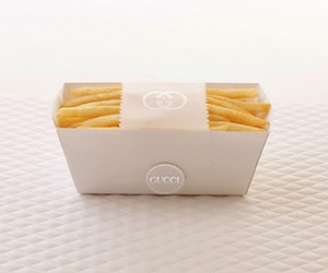 fries and gucci image