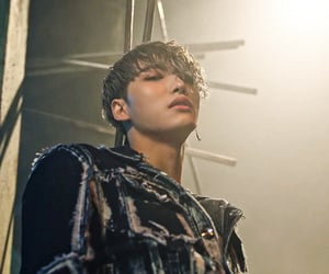seonghwa, ateez, and fever pt 2 image