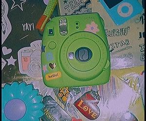 90s, fuji film, and music player image