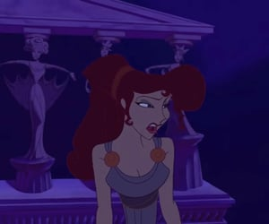 disney, hercules, and girl image