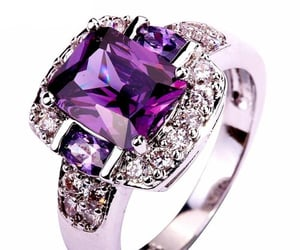 Amethyst Ring https://pin.it/4b2XdTm