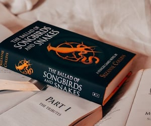 book, tributes, and suzanne collins image
