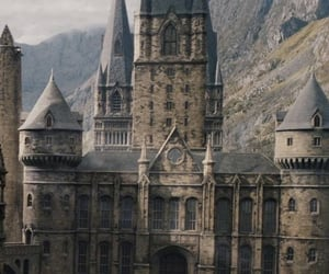 harry potter, hp, and theme image
