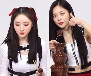 dreamcatcher, kim bora, and kim minji image