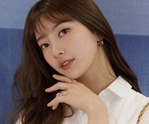 actress, drama, and korean image