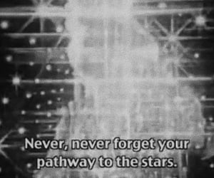 quotes, stars, and feeling image