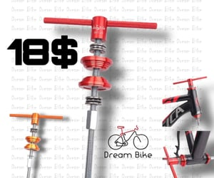 accessories, bicycle, and bike image