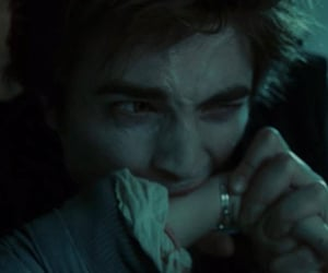 edward cullen, robert pattinson, and twilight image