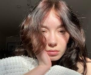 girl, sunshine, and warm image
