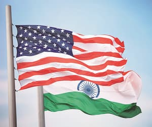 national, us india relations, and international image