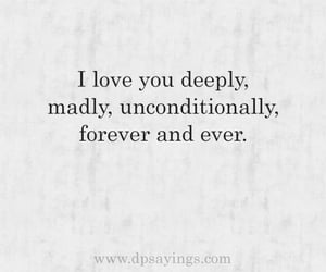 engaged, forever, and quotes image