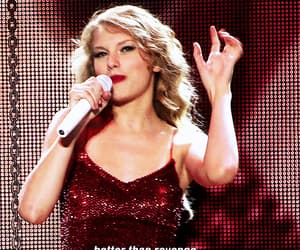 aesthetic, gif, and Taylor Swift image