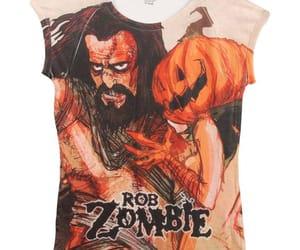Halloween, rob zombie, and tee shirt image