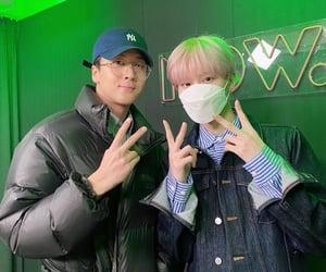 idol, korean, and selca image